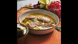 Sutharos Organic Thai Panang Curry Meal Kit