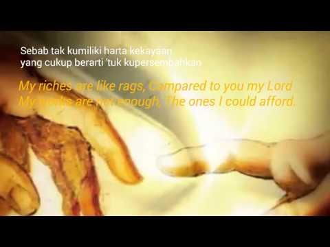 Betapa Hatiku Berterima Kasih Yesus