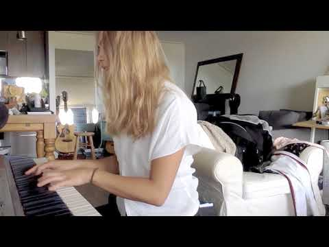 Rainbow - Kacey Musgraves Cover/Piano Chords