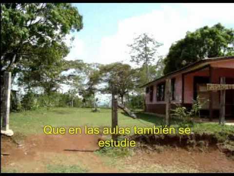 Canto Regional Educativa Grande del Térraba. MEP (karaoke).wmv