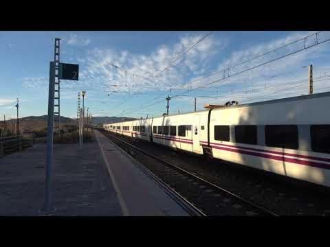 S-130-061-5 Intercity Barcelona-Alicante