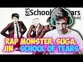 РЕАКЦИЯ НА BTS Rap Monster Suga Jin School Of Tears L РЕАКЦИЯ НА КЕЙ ПОП L БОДЬКА mp3