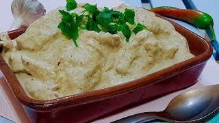 Чудо грузинской кухни - САЦИВИ!Блюдо лучших ресторанов мира!!