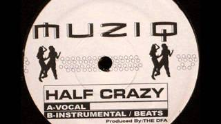 Musiq Soulchild - Half Crazy (Darryl James Vocal Mix)