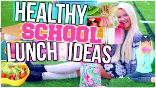 Healthy and Affordable Lunch Ideas for School!! Easy & Quick!