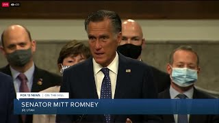 Romney among bipartisan gr๐up of lawmakers working on $908 billion COVID-19 relief plan