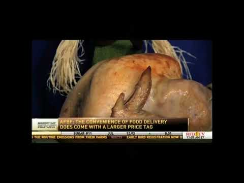 AFBF's Newton on the Cost of Thanksgiving Dinner