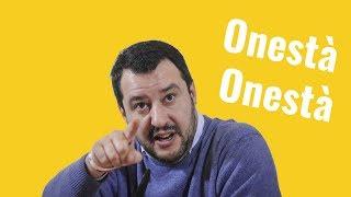 Salvini contro il mantra grillino (12 nov 2018)