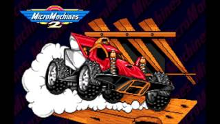 Micro Machines 2 - Guitar solo 1