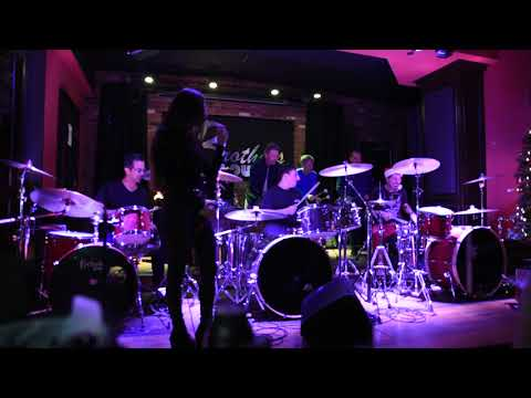 Billy Coakley's Christmas Karaoke Drum Party December 6, 2017