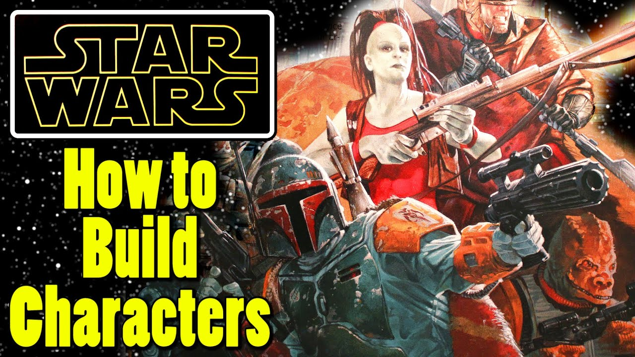 Idiot S Guide To Creating Star Wars Characters Ffg Roleplaying