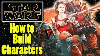 (FFG Rol)Star Wars Karakterleri Oluşturmak için salak Kılavuzu