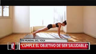 21 de junio: Día Internacional del Yoga.
