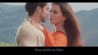 Wajah Tum Ho  LYRICS VIDEO  Title Track    Tulsi Kumar, Mithoon   YouTube