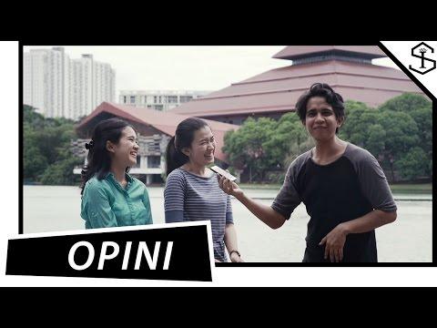 Opini Anak UI - Kuliah, Tipsen, Nyontek