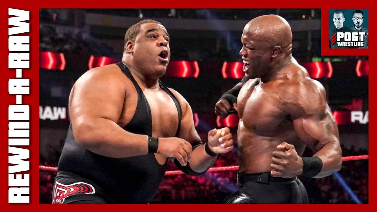 Keith Lee returns, loses to Bobby Lashley   REWIND-A-RAW