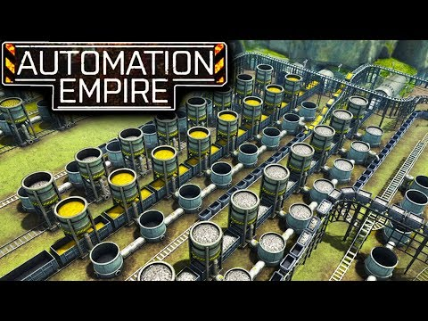 Making $2,054,560 With Our New Train Terminal! Automation Empire Let's Play Ep 6