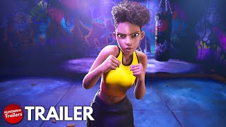 MASTER Trailer (2021) Martial Arts Animated Movie