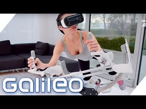 Die Trends der Hollywoodstars im Selbsttest   Galileo   ProSieben