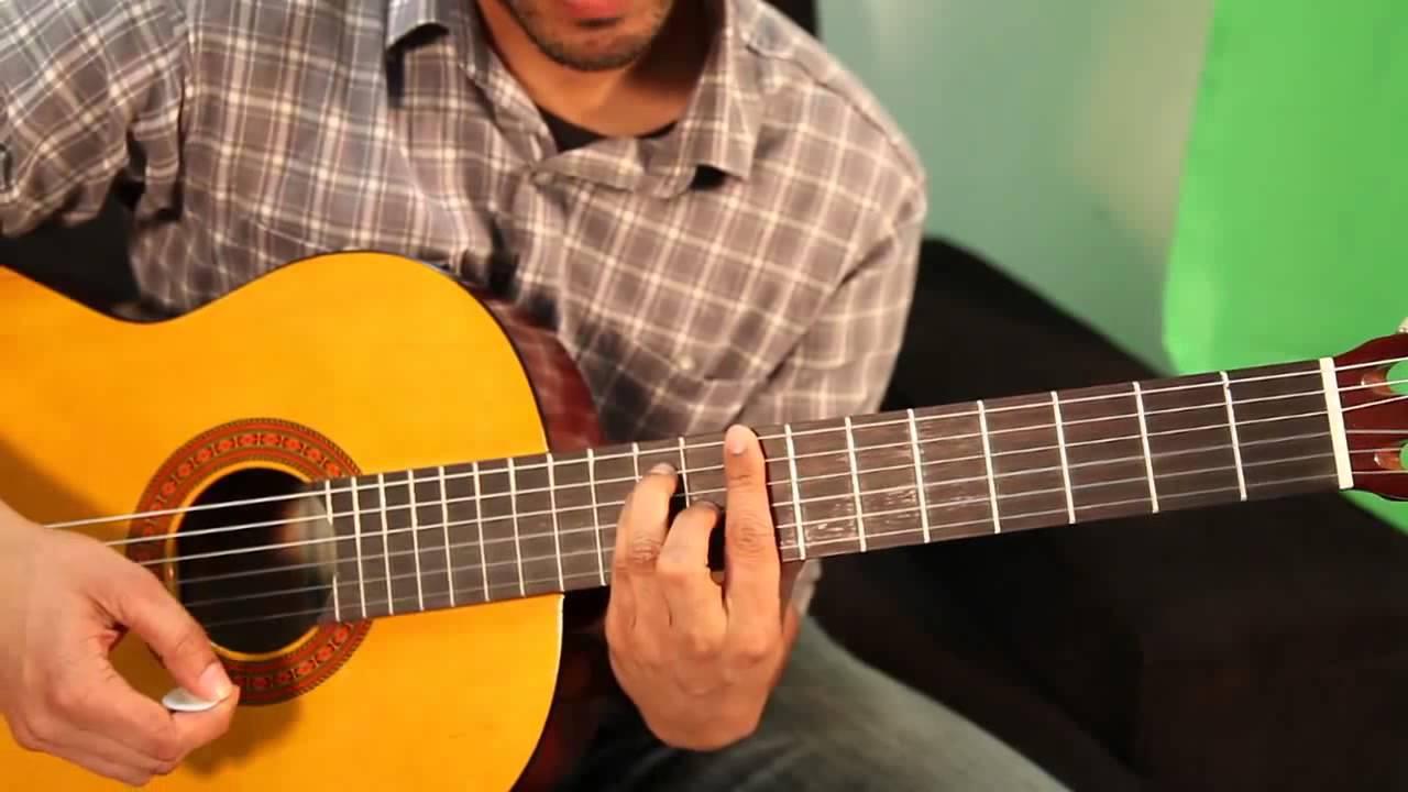 Guitar chords g c d