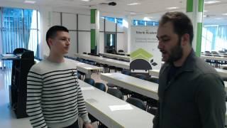 Iliyan Kupenov, Telerik Software Academy 2016-2017