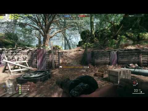 Battlefield 1 i5 4690k and MSI R9 390 1440p Ultra