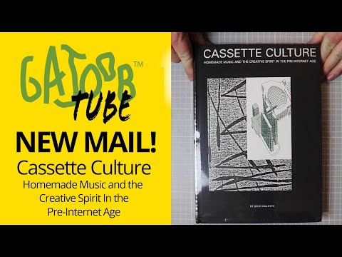 NEW MAIL! Cassette Culture, Homemade Music and the Creative Spirit In the Pre Internet Age