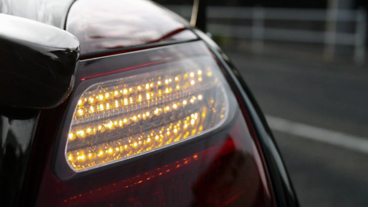 Lexus Sc430 The Tail Light And Back Light Quot Led Quot Processing