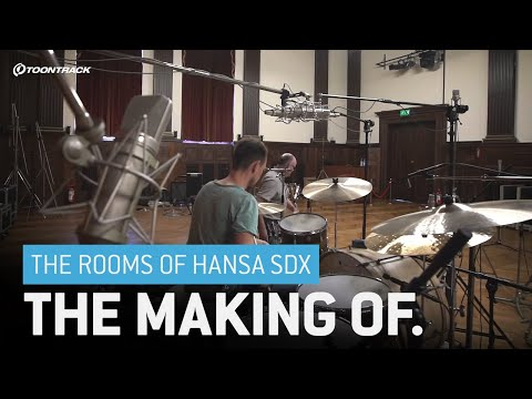The Rooms of Hansa SDX by Michael Ilbert – The Making Of