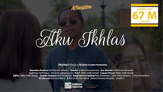 Download lagu Aku Ikhlas - Aftershine Ft Damara De (Official Music Video)