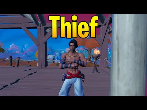 Find the thief - Fortnite The Spire Quests Guide