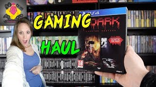 NEW VIDEO GAMES | Gaming Haul | Nintendo Switch, Xbox, Wii, PS4 | TheGebs24