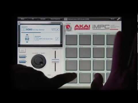 iMPC Music Production App for iPad