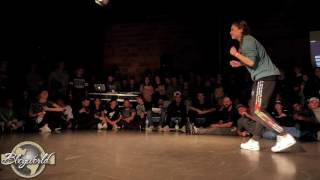 ZUZKA vs EMILKA | 1on1 BGIRL FINAL | ART OF BREAKING 2016