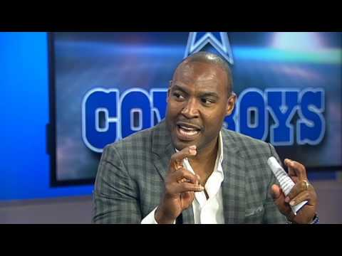 Mike Doocy interviews Darren Woodson