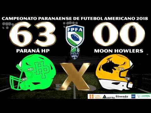 FPFA 2018 - PARANÁ HP 63 X 00 MOON HOWLERS