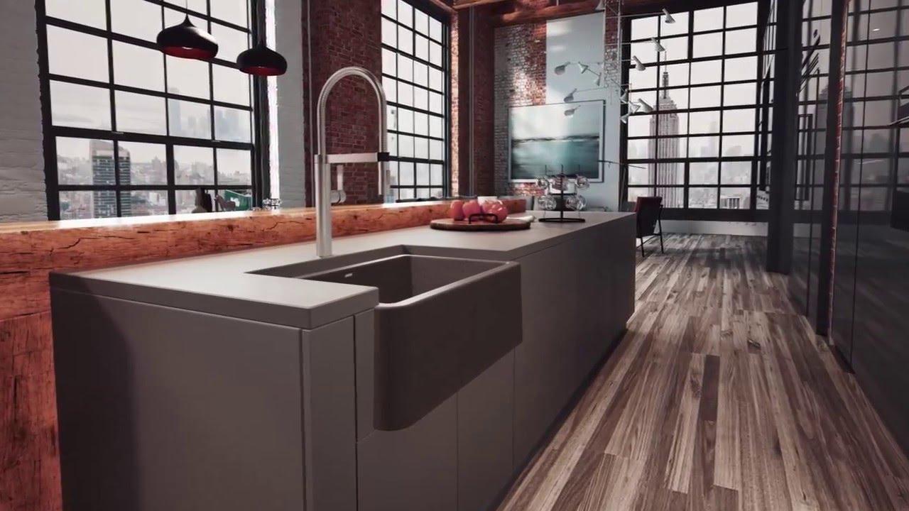 nouvel vier de cuisine r volutionnaire tableau avant. Black Bedroom Furniture Sets. Home Design Ideas