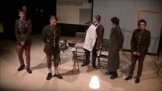 Blackadder Goes Forth GCSE Drama exam