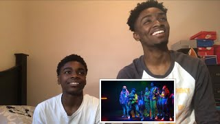 Chris Brown - Wobble Up ft. Nicki Minaj, G Eazy (OFFICIAL MUSIC VIDEO) REACTION