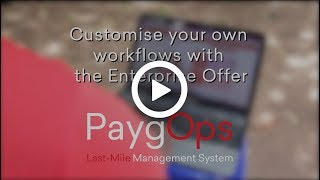PaygOps Enterprise Demo