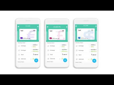 New cryptocurrency on wirex