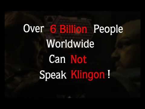 Learn Klingon!