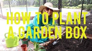 How To Build A Planter Box (part 2)