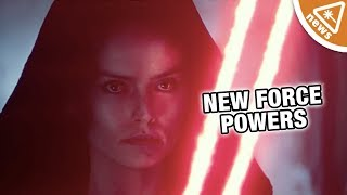Star Wars: How Rise of Skywalker Will Have New Jedi Force Powers! (Nerdist News w/ Jacki Jing)