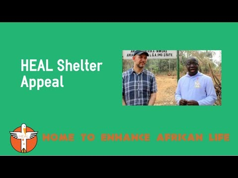 HEAL Shelter Appeal