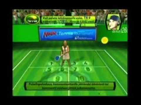 MadX Tennis, MTV3, Finland