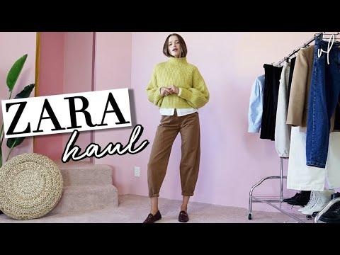 [VIDEO] - ZARA Fall 2019 Try On Haul 4