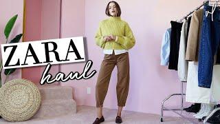 ZARA Fall 2019 Try On Haul