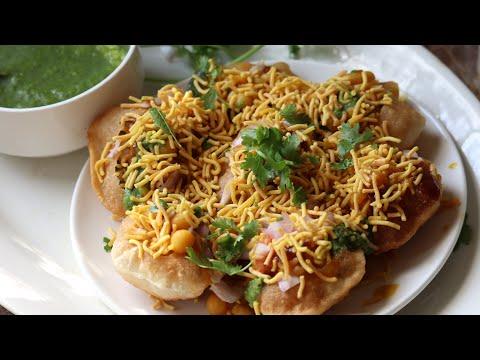 Sev puri recipe famous Indian street food