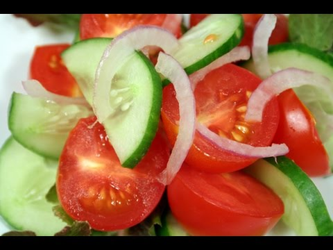 cucumber,-tomato-onion-salad-|-popular-indian-recipes-|-quick-recipes